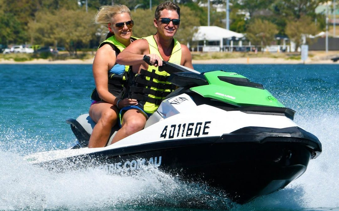 Enjoy 25% Off Jet Ski Safaris Near Our Biggera Waters Accommodation!