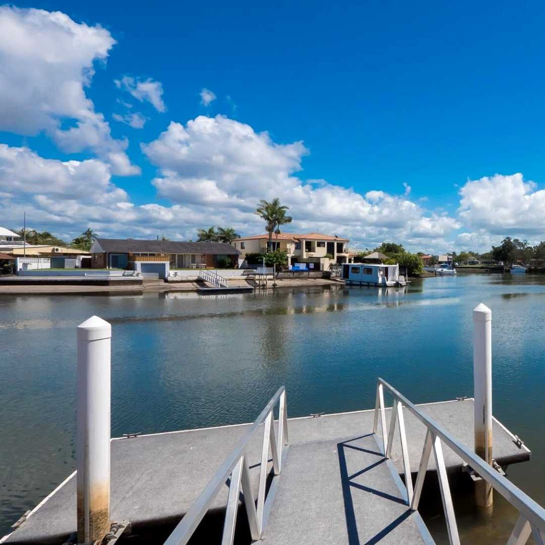 pelicon cove pontoon and boat ramp