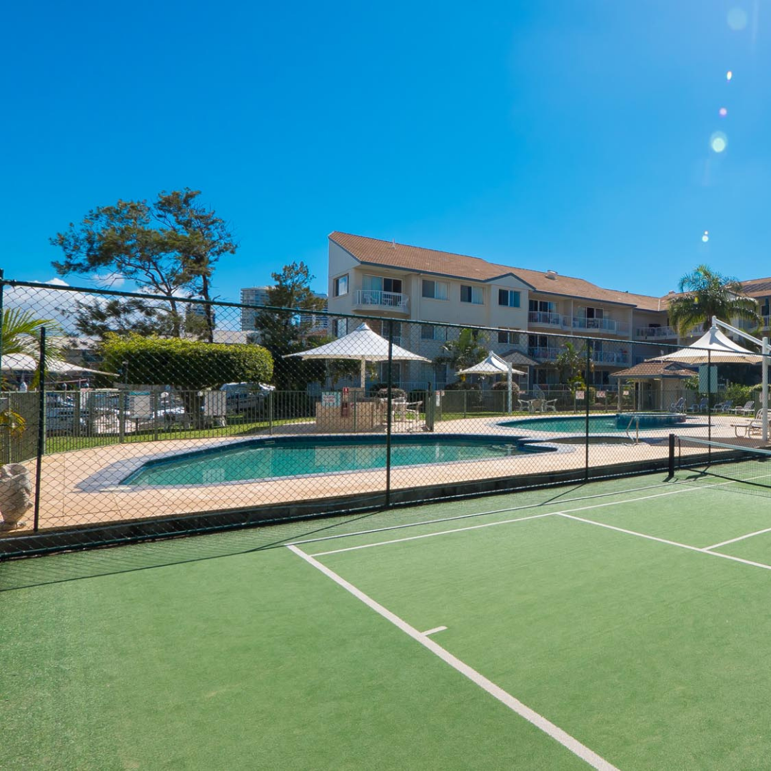 pelican cove pool and tennis court