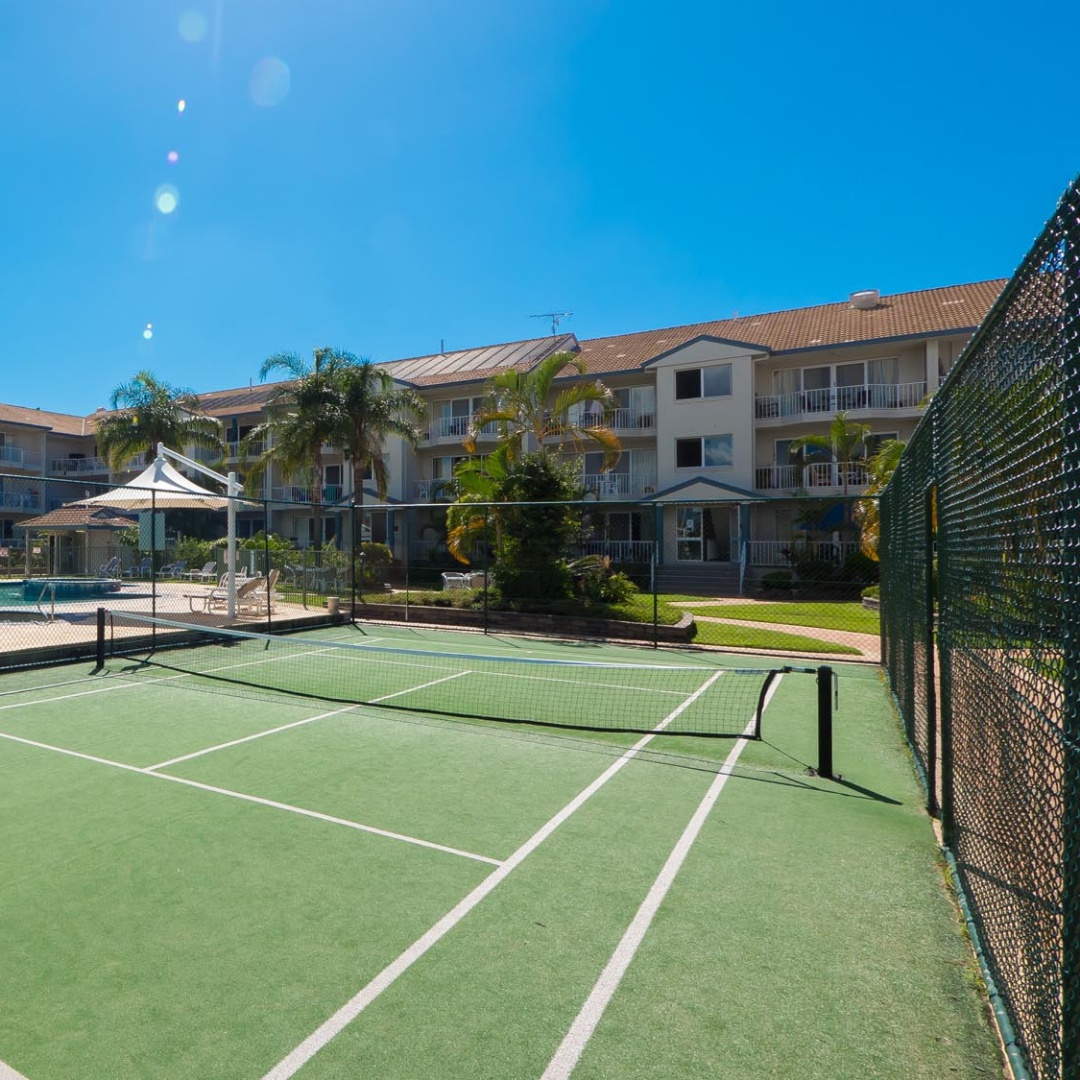pelican cove tennis court