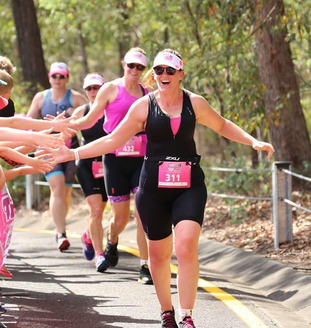 Near Pelican Cove This Summer – Triathlon Pink 2020 Gold Coast